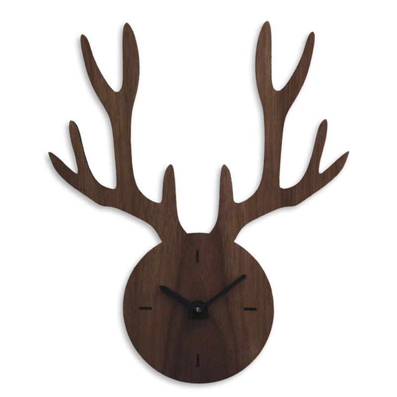 Horloge Cerf IDEECADEAU