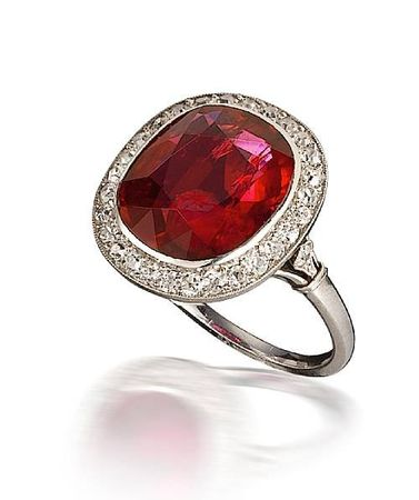 An_art_deco_ruby_and_diamond_ring__Mauboussin__1924