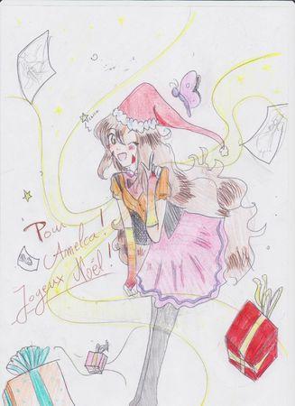 Pour Amelca-Dessin pour Noël 001