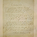 Le manuscrit du « vaisseau d'or », d'émile nelligan, en vente sur ebay