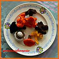 Légumes de saison , champignons ! serial crocheteuse n°240