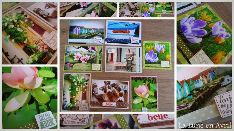 cartes photos