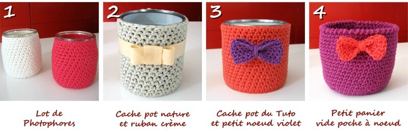 photophore cache pot panier crochet