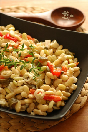 Salade ibérique selon Picard_2