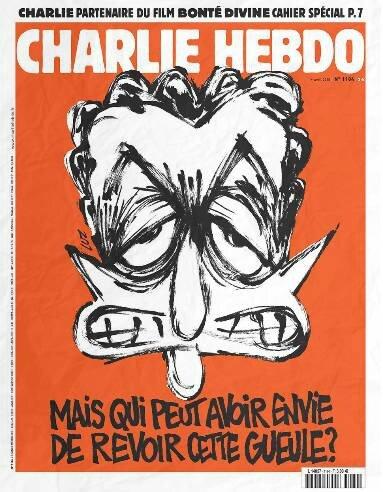 Charlie Hebdo 01 04 2015