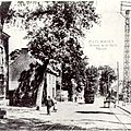 Pâturages - Avenue de la Belle Maison - carte postale