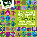 Madame coussins sera à croix-rousse en fête le samedi 9 juin !