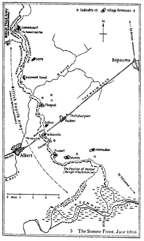 Map british line1916-2