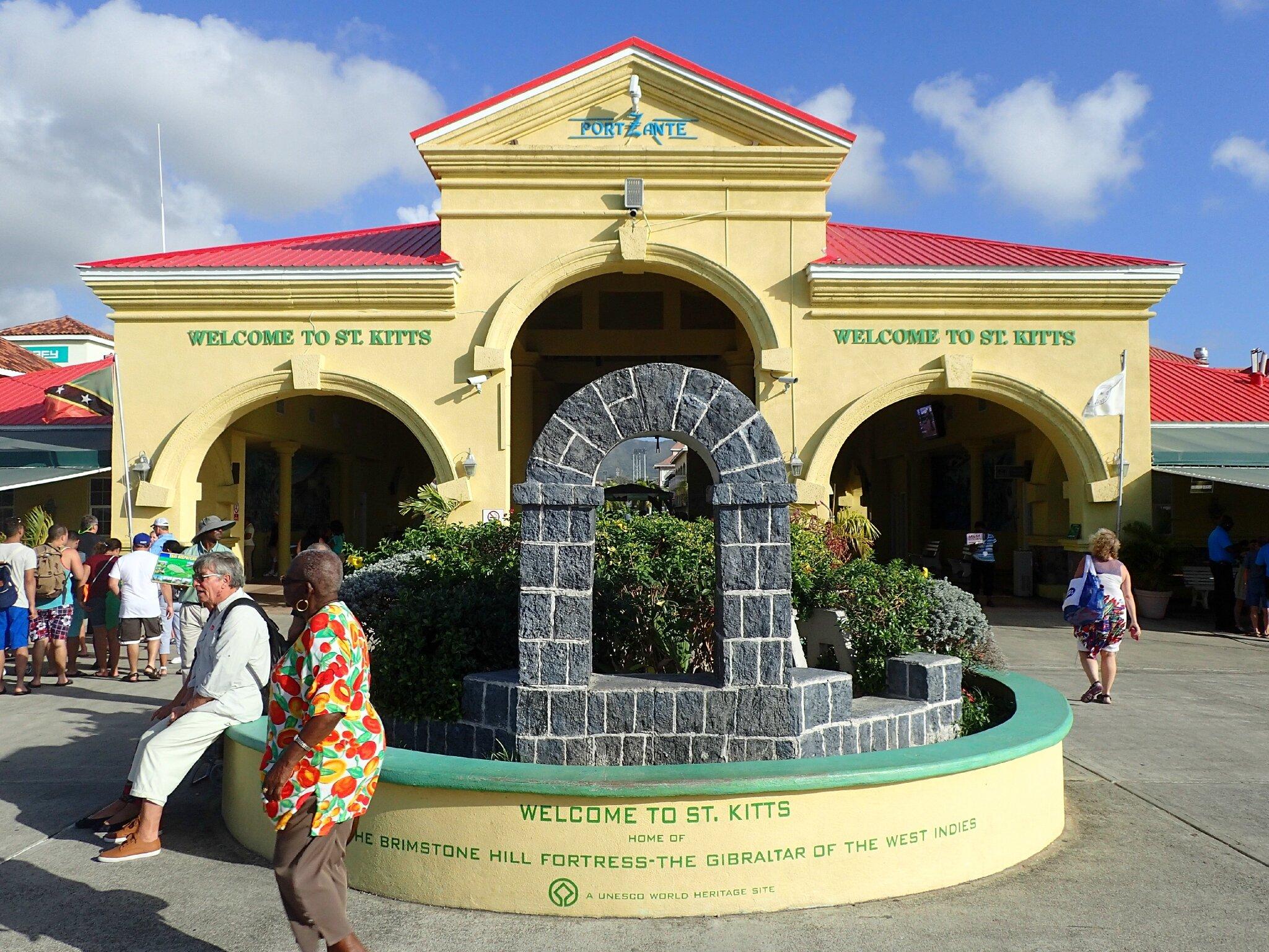Vendredi 22 janvier 2016 : Saint-Kitts