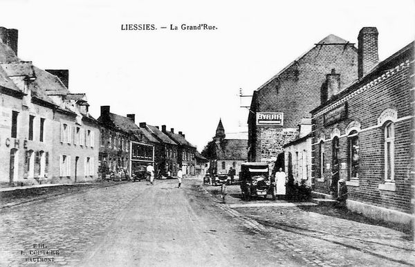 LIESSIES-La Grand'rue