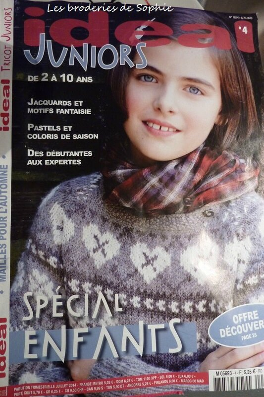Ideal junior n°4