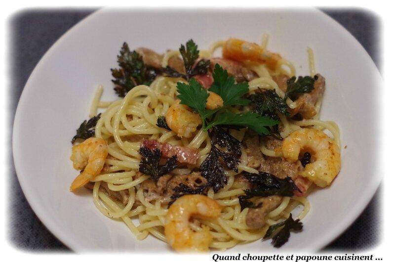 spaghettoni aux girolles-1319