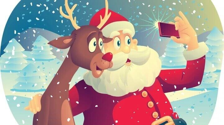 bigstock-Santa-Claus-and-the-Reindeer-T-74028337-720x403