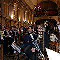 Messe et repas, journée du 29 janvier 2012