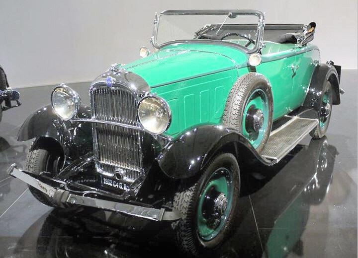 CITROEN C4 1934