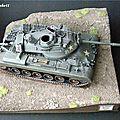 La panne - M47 Patton 1951 PICT7535