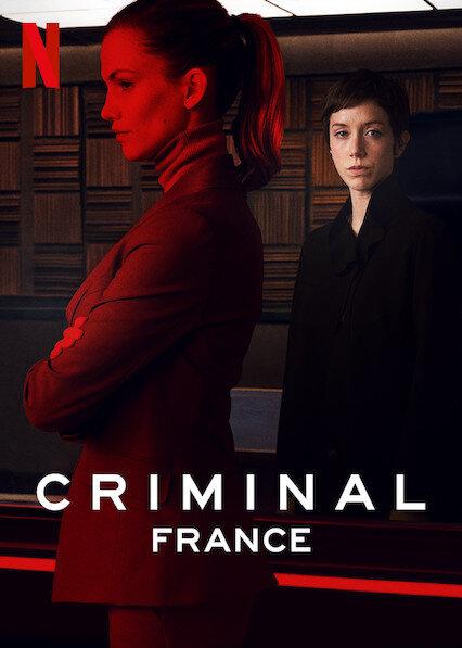 Criminal France Affiche