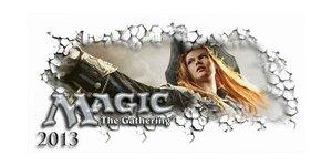 Boutique jeux de société - Pontivy - morbihan - ludis factory - Magic 2013