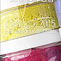 Catalogue scrap plaisir 2015
