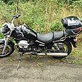Did alias la Balafre - Moto Guzzi 1100 California Jackal