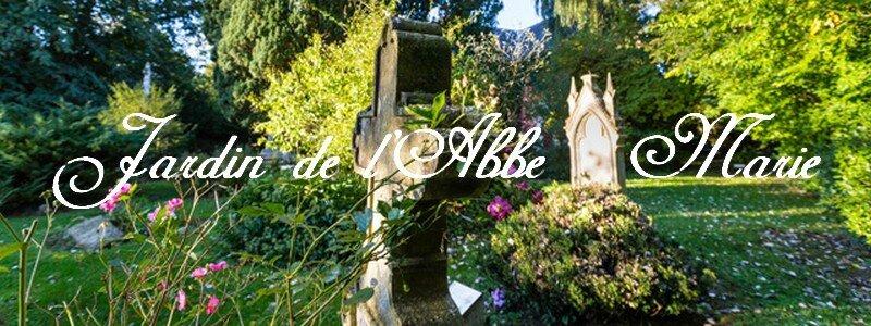 Le Jardin de l'abbé Marie face à Saint Germain de Livet 1