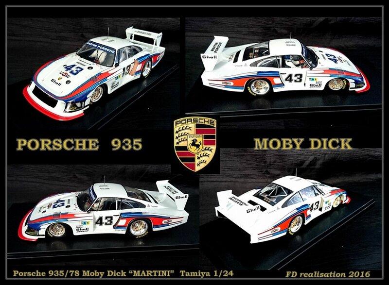 affiche porsche 935