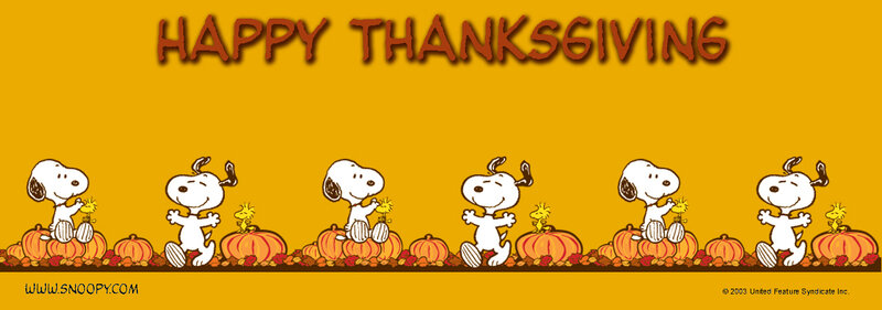 2018 1122 happy-thanksgiving-snoopy