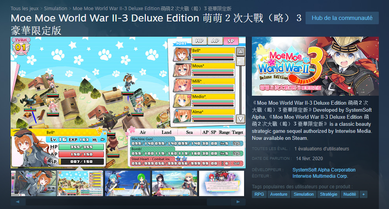moe moe war 3 steam