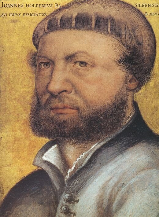 Hans_Holbein_the_Younger__self_portrait