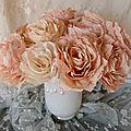 Des roses aux tons si doux !