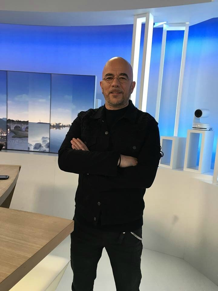 [REPLAY] Pascal Obispo invité du 19/20 de France3 Languedoc Roussillon