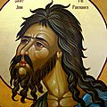La figure de jean-baptiste dans l'évangile de jean