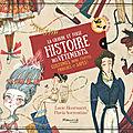 la grande et folle histoire des vêtements, costumes, mode, étoffes, fringues et sapes !