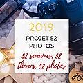 Projet 52 - 2019 : c'est de saison !