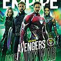 Empire's avengers
