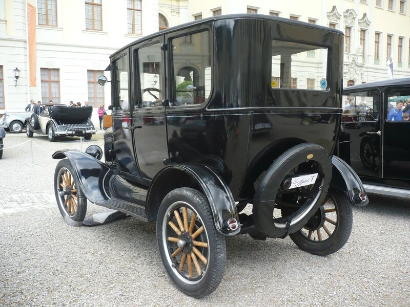 FORD Model T 4door Sedan 1924 Ludwigsburg (2)