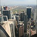 New york #2 - ny vu d'en haut: top of the rock