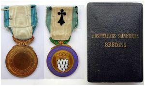 CH17 -4- Médaille Daniel THOMAS - HSB
