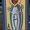 Christine en sardine