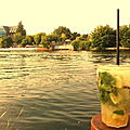 BERLIN, la Spree, le Mur et Mojito (Allemagne)
