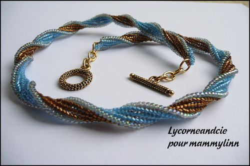Collier pour mammylin