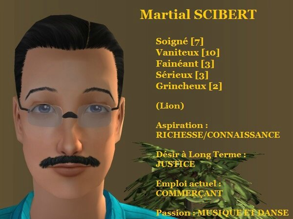 Martial SCIBERT