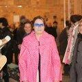 2015 - avril - 5 (samedi) - Défilé FEMMES EN CIRES au salon Jardins d'Artistes de TOUQUES (25)