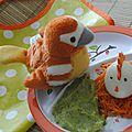 Bébé mange quoi pour pâques? [recette à partir de 9 mois]