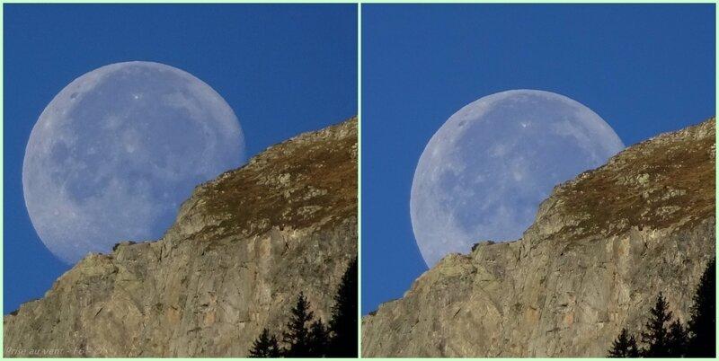 Lune - Chamonix Brévent - 2-3