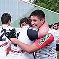 12-13, Cadets x St-Médard en Jalles, 4 mai