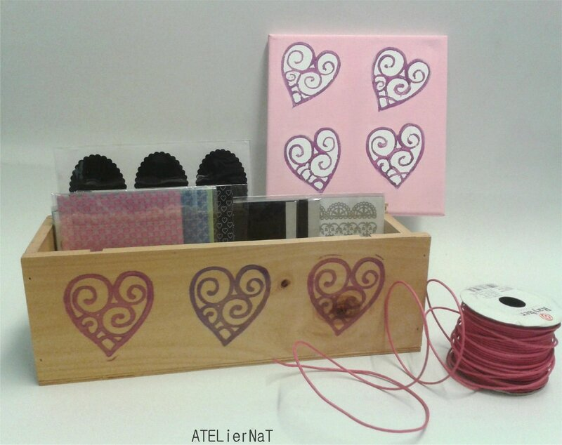 Boîtes de rangement5
