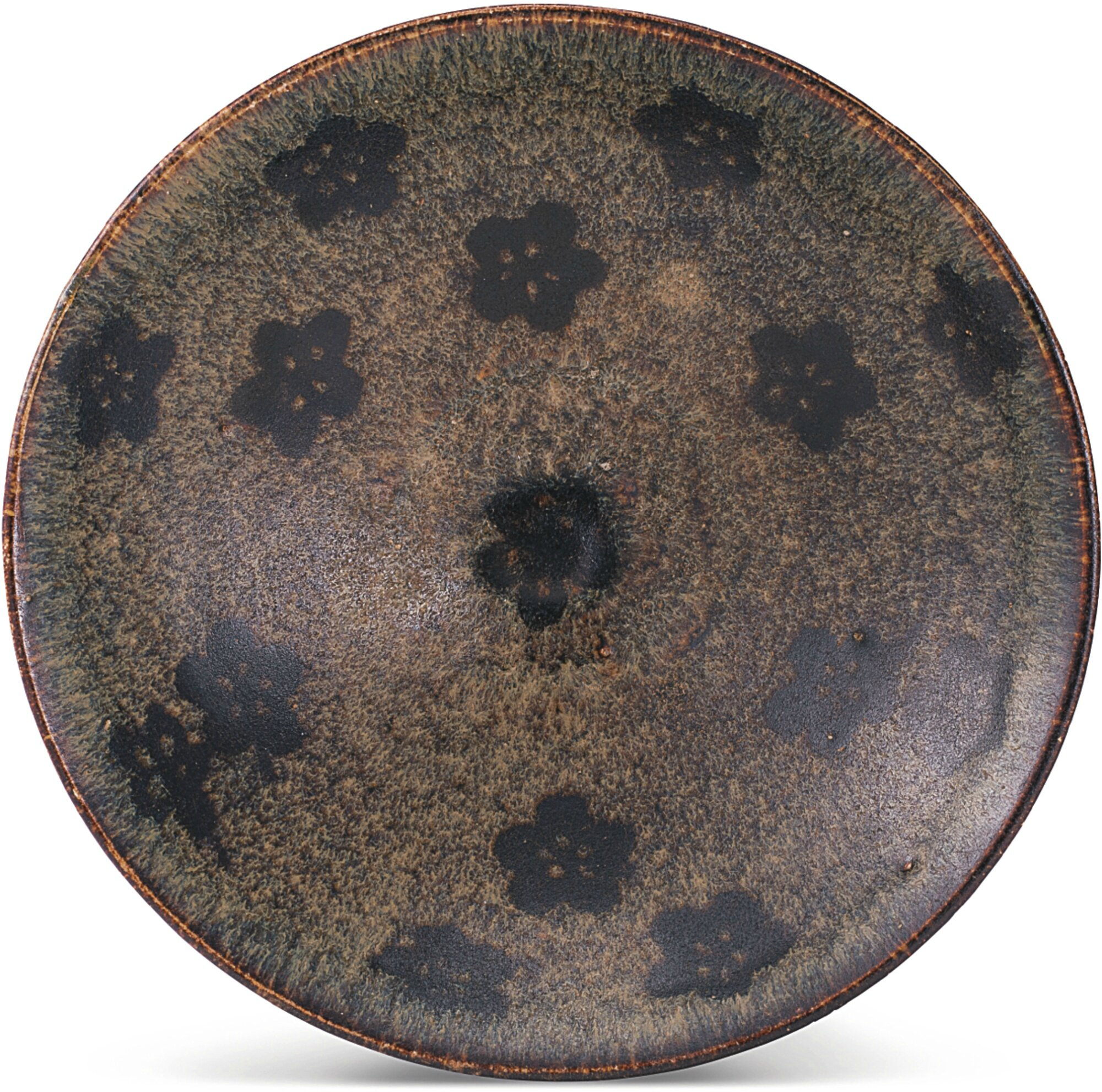 A 'Jizhou' 'papercut' 'prunus' bowl, Southern Song dynasty (1127-1279)