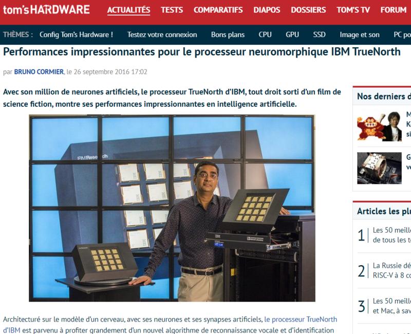 2021-07-28 18_21_55-Performances impressionnantes pour le processeur neuromorphique IBM TrueNorth -
