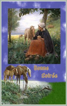 Bonne_soiree_chevaux_et_bergere
